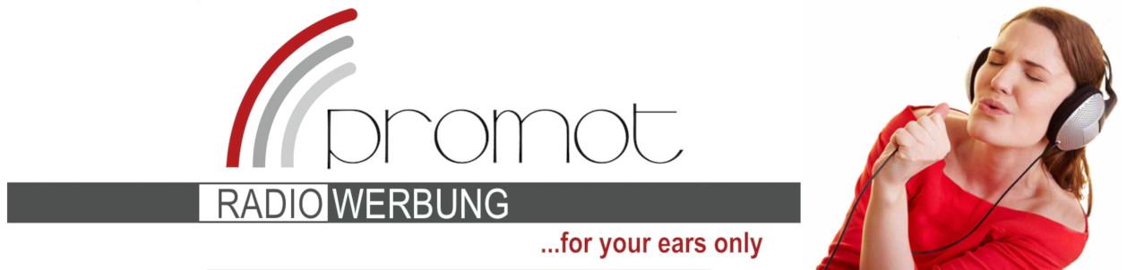 Promot Radiowerbung Logo